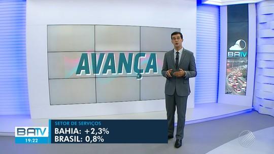 Setor de serviços da Bahia tem crescimento de cerca de 2,3%, aponta IBGE