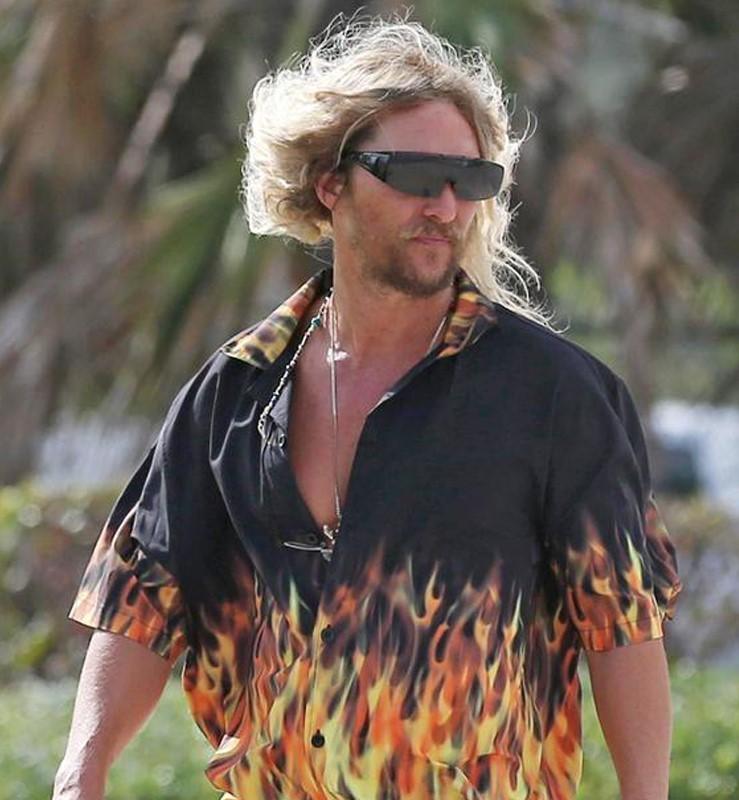 Matthew McConaughey em The Beach Bum (Foto: Divulgação)