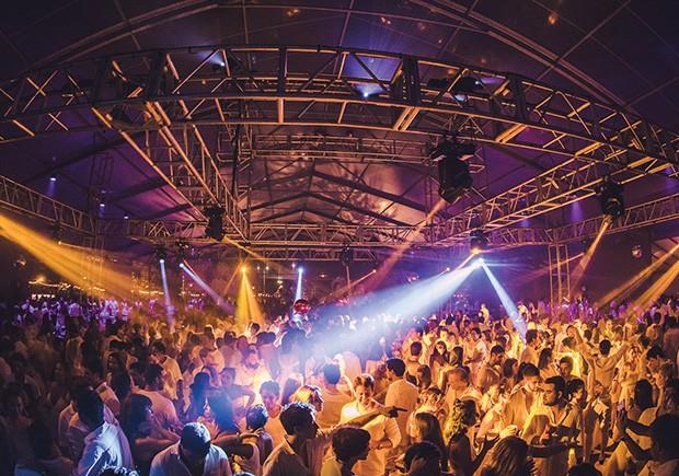 Festa: Noite da virada no Fasano. (Foto: divulgação)