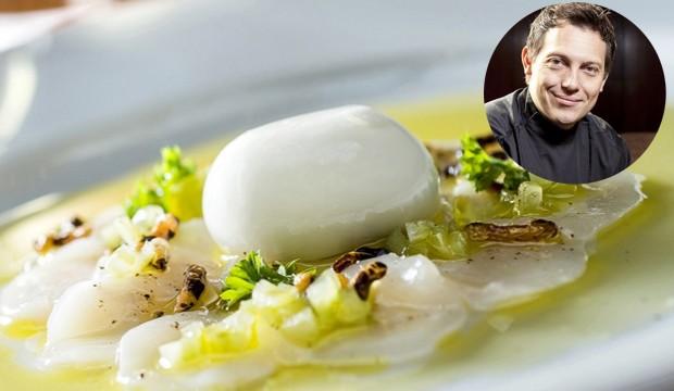 Luca Gozzani é o chef no comando do restaurante Fasano (Foto: Fasano/ Reprodução)