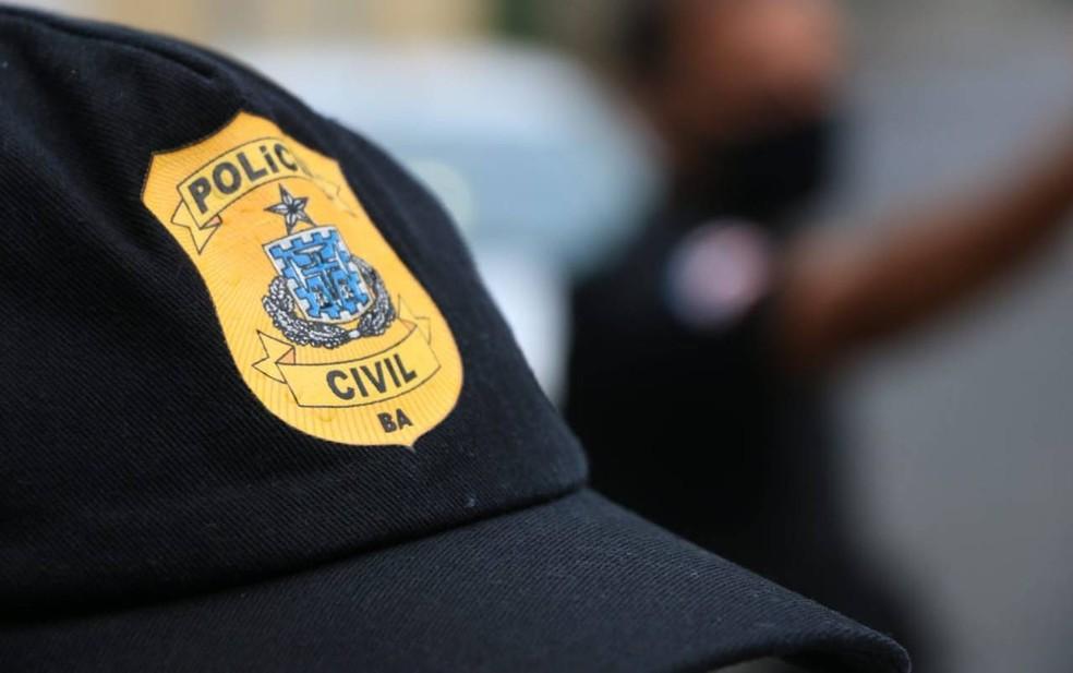 Mulher é presa suspeita de matar filha em Barreiras, no oeste da Bahia — Foto: Alberto Maraux