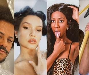 João Luiz, Juliette, Camilla de Lucas e Kerline são alguns ex-participantes do 'BBB' 21 que se divertem com a vida após quatro meses de atração   Reprodução