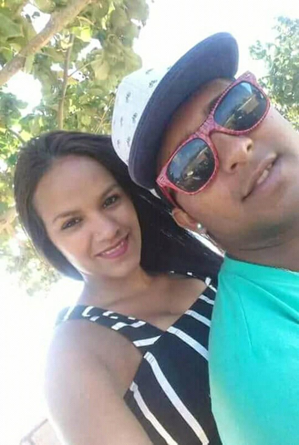 João Everson Costa da Silva e maria Eloíse Augustina da Silva foram mortos durante uma assalto na cidade de Boa Saúde (Foto: Reprodução/Facebook)