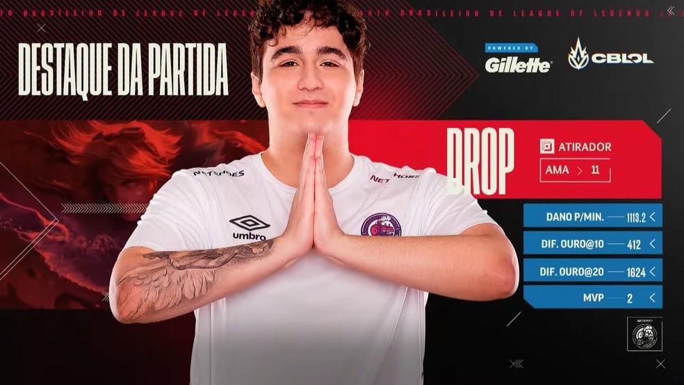 Drop conquista segundo MVP — Foto: Divulgação/Riot Games