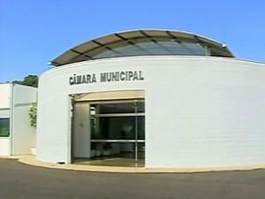 câmara araxá (Foto: Reprodução/TV Integração)