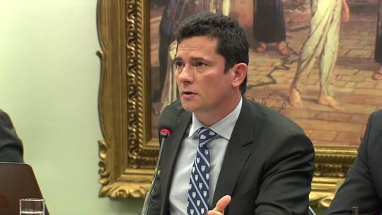 Moro defende veto de nove pontos do projeto sobre abuso de autoridade