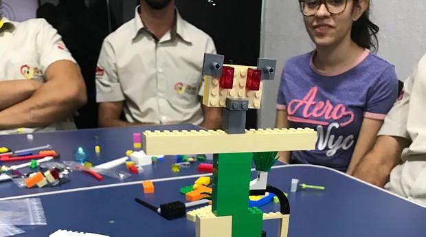 O Lego não só estimula o pensamento criativo como tamb ém pode servir para entrosar equipes e prototipagem de produtos (Foto: Divulgação/Sempreende)