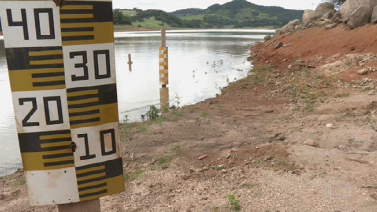 Nível da água do Sistema Cantareira atinge 36%, menor percentual desde a crise hídrica de 2014