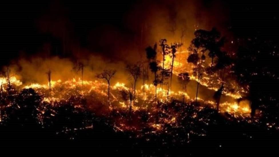 Fumaça de queimadas é ameaça à saúde pública, alertam médicos - Notícias - Plantão Diário