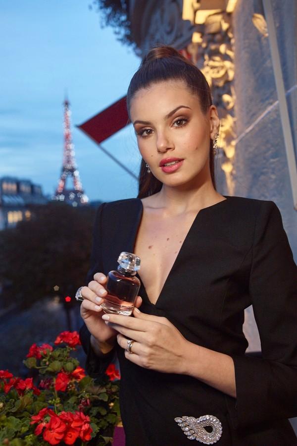 Lançamento da sua fragrância L'Interdit (Foto: Divulgação )