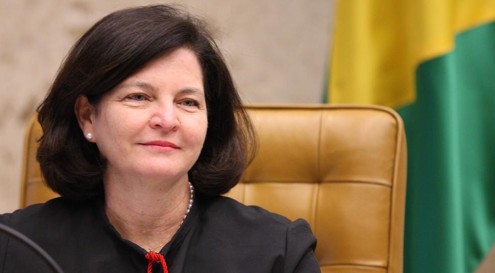 A procuradora-geral da República, Raquel Dodge — Foto: Nelson Jr./STF