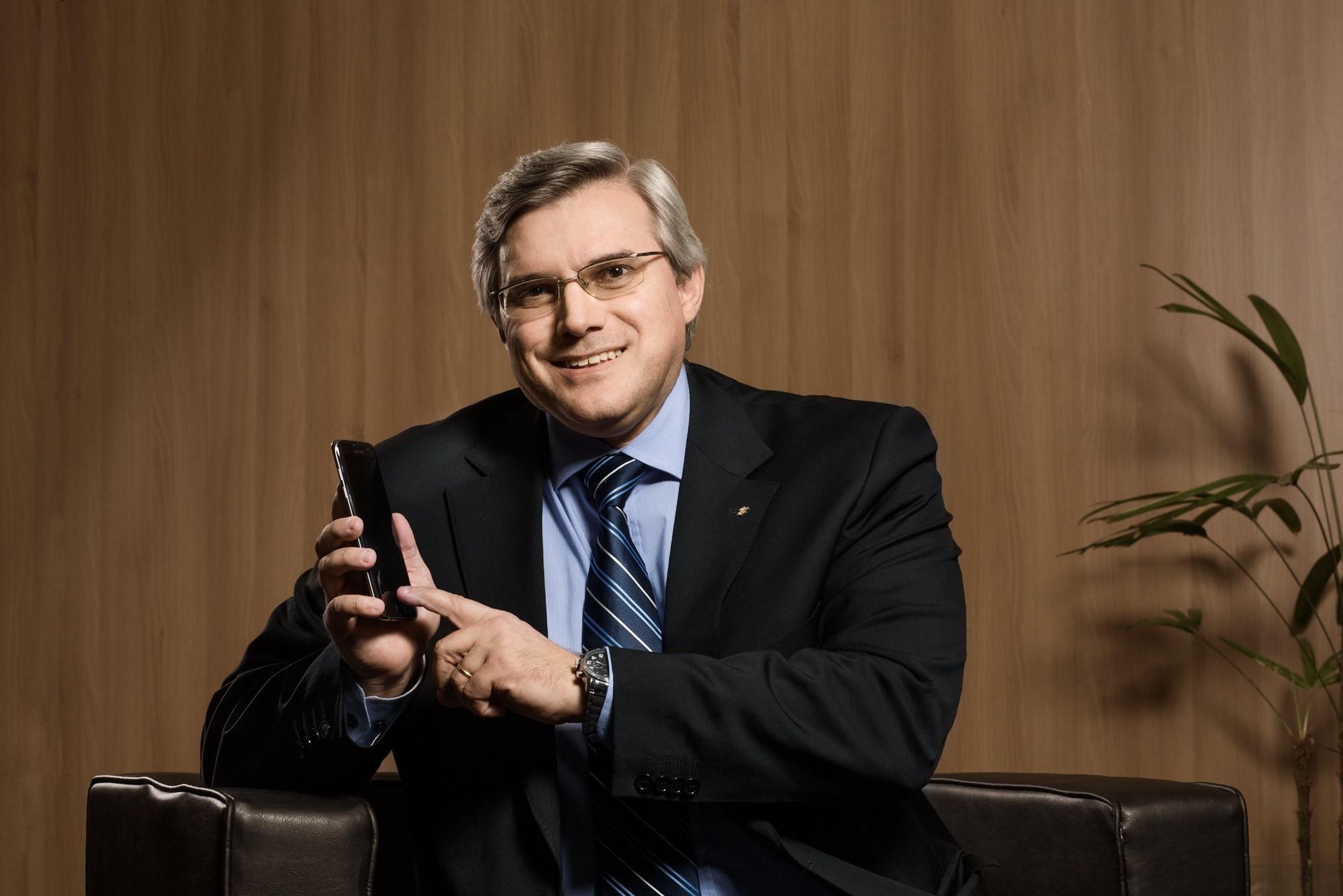 Marco Túlio destaca o pioneirismo do BB (Foto: Divulgação)