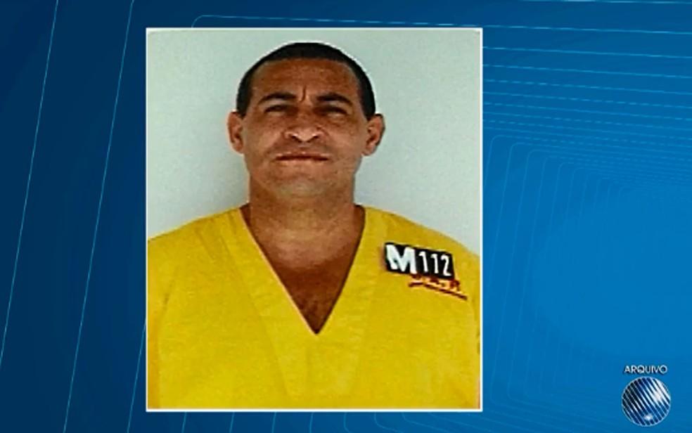 Ex-policial militar Paulo Sérgio Lima denunciou os quatros réus (Foto: Reprodução / TV Santa Cruz)
