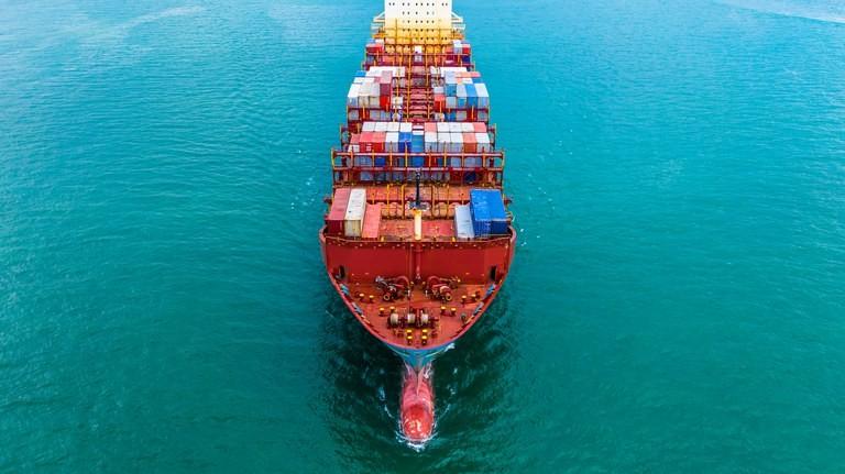 Navio exportação (Foto: iStock/Mapa/Divulgação)
