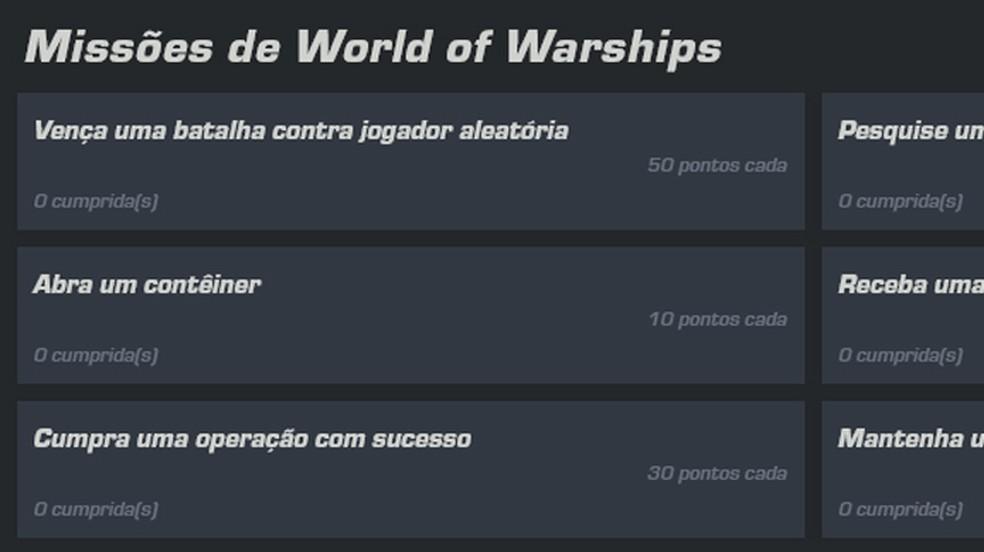 Complete as missões nos jogos para ganhar pontos que podem ser usados no Grande Prêmio do Steam de 2019 — Foto: Reprodução/Rafael Monteiro
