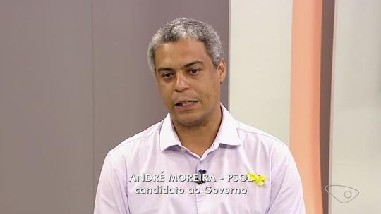 André Moreira defende corte de isenções fiscais e mudança de modelo econômico