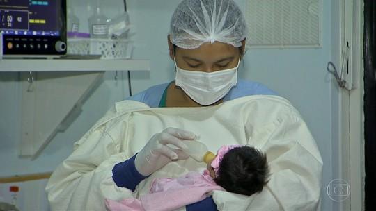 Bebê indígena que sobreviveu após ficar enterrada por 6 horas em MT espera decisão judicial em abrigo
