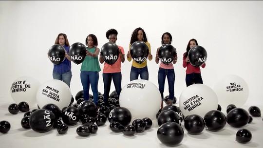 """""""Diziam que futebol não é para mulher"""": grandes nomes do esporte destacam desigualdade"""