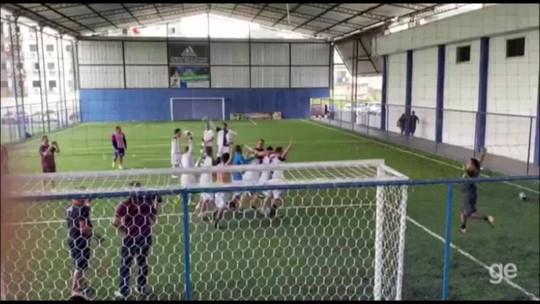 Após empate no tempo normal, STM bate Cerimonial nos pênaltis e  conquista Copa de Integração