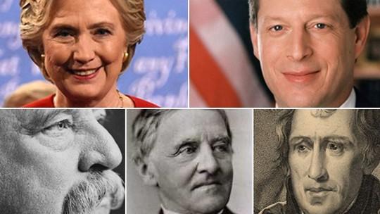 Foto: (AFP/Casa Branca/G1; Arquivo/Casa Branca/Governo de Nova York/Secretaria de Estado do Tenessee)