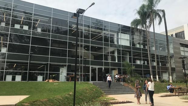 O primeiro centro da América Latina da P&G foi inaugurado em Louveira (SP).  (Foto: Divulgação)