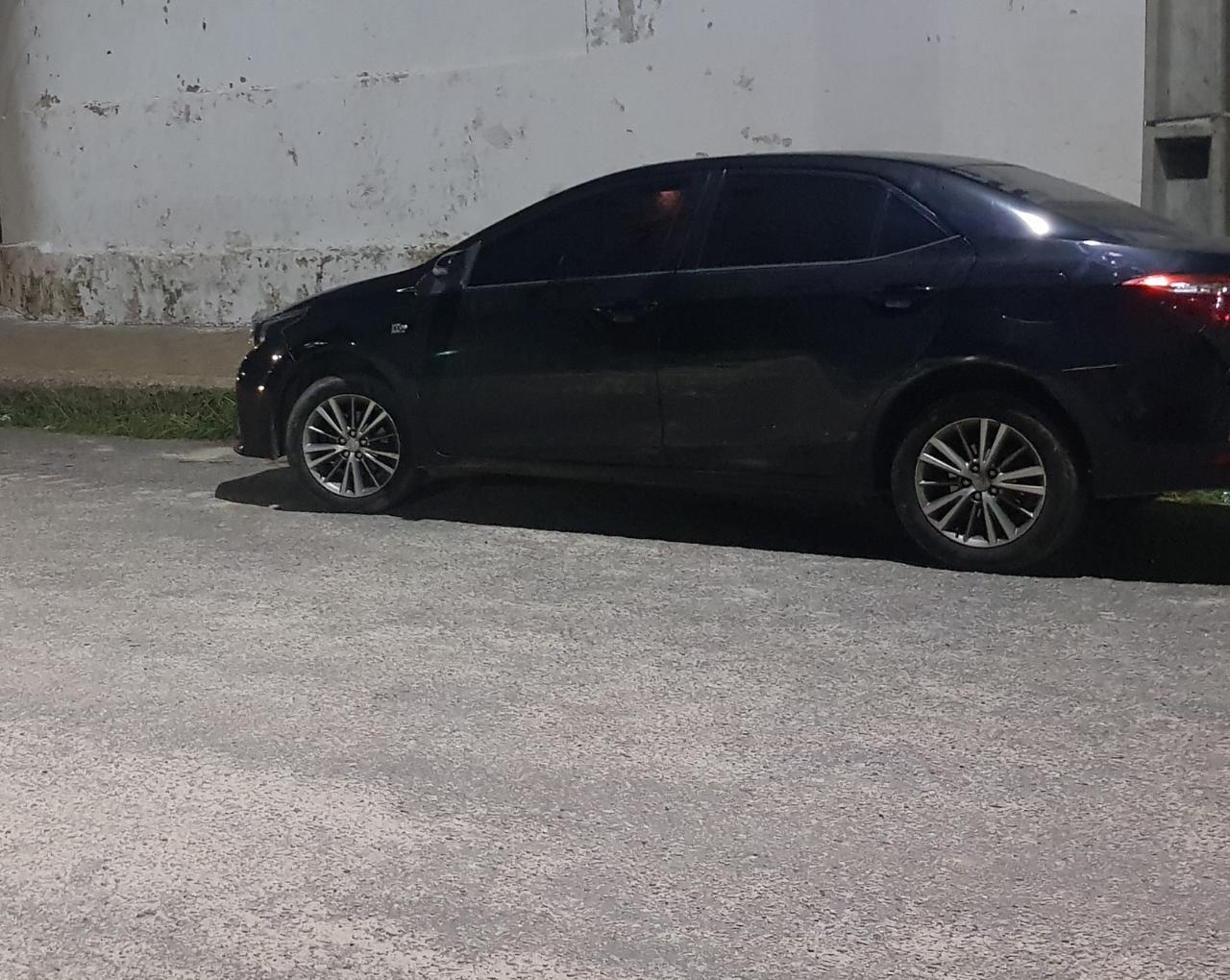 Grupo em veículo roubado é capturado após perseguição em Fortaleza