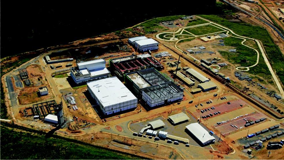 Fábrica de Hemobrás fica em Goiana, na Zona da Mata Norte de Pernambuco (Foto: Reprodução/Hemobrás)