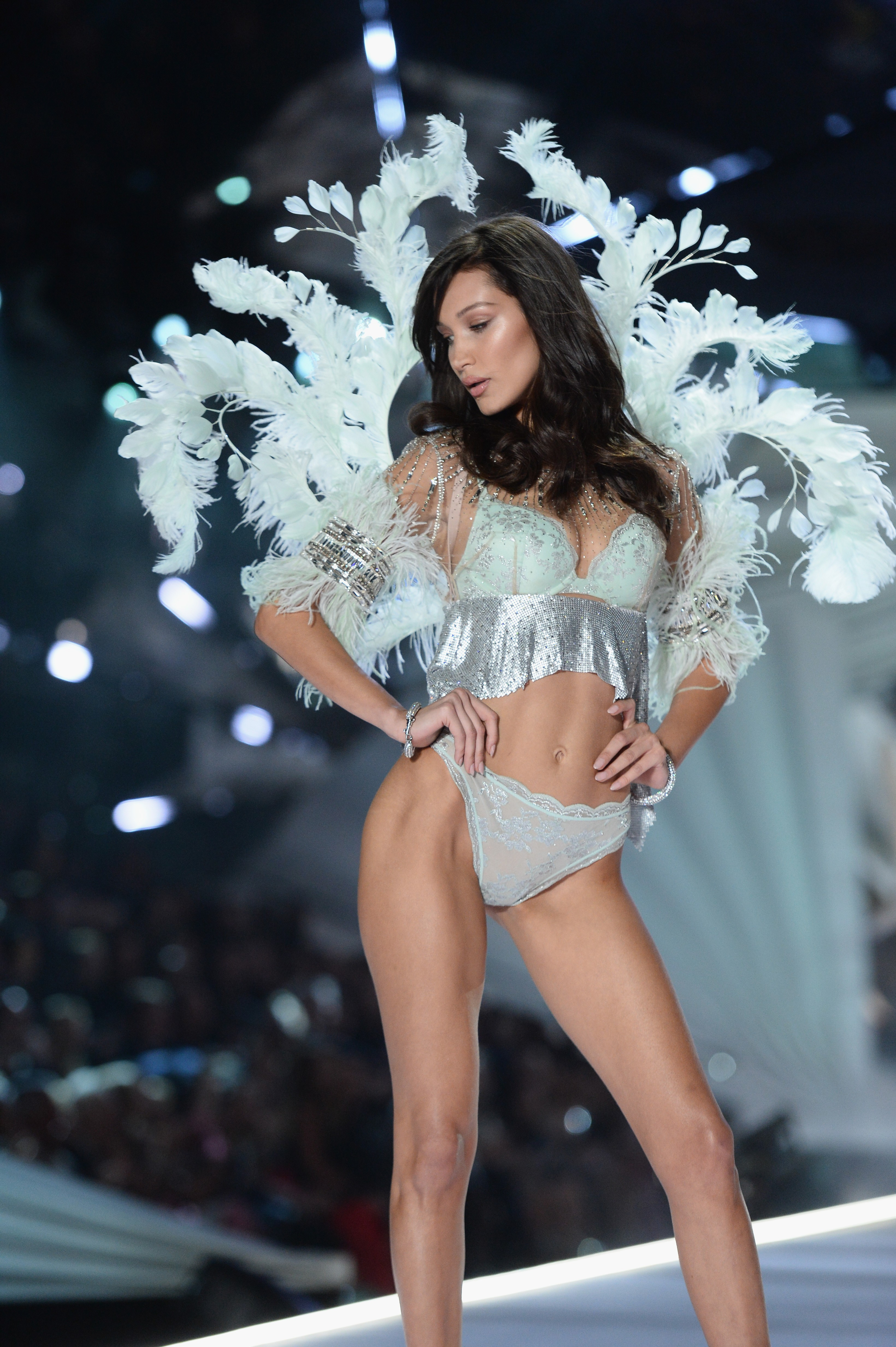 A modelo Bella Hadid (Foto: Getty Images)