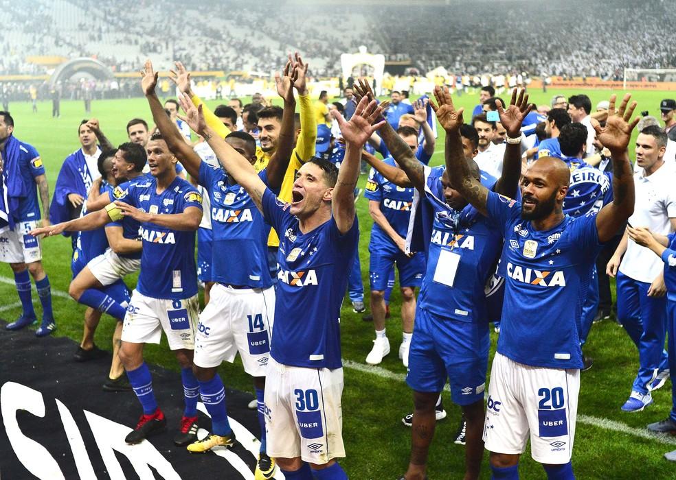 Premiação acumulada na Copa do Brasil foi de R$ 61,9 milhões — Foto: Marcos Ribolli
