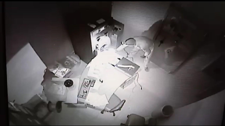 Operação prende suspeito de assaltar agências bancárias em Porto Calvo; veja vídeo do crime