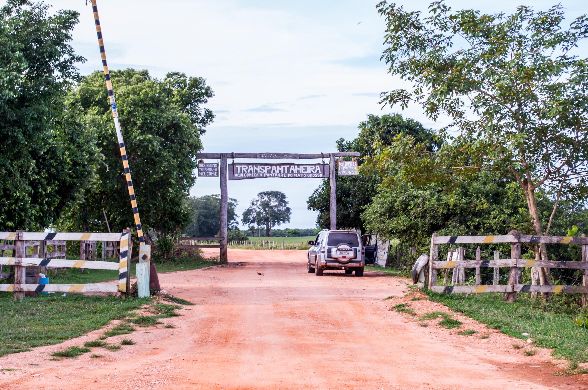 PF faz operação contra organização criminosa que transportava droga da Bolívia de avião para o Pantanal em MT