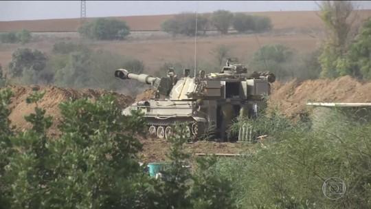 Israel admite vítimas civis em ataque contra Gaza