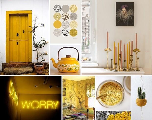 moodboard-yellow (Foto: Reprodução/ Pinterest)