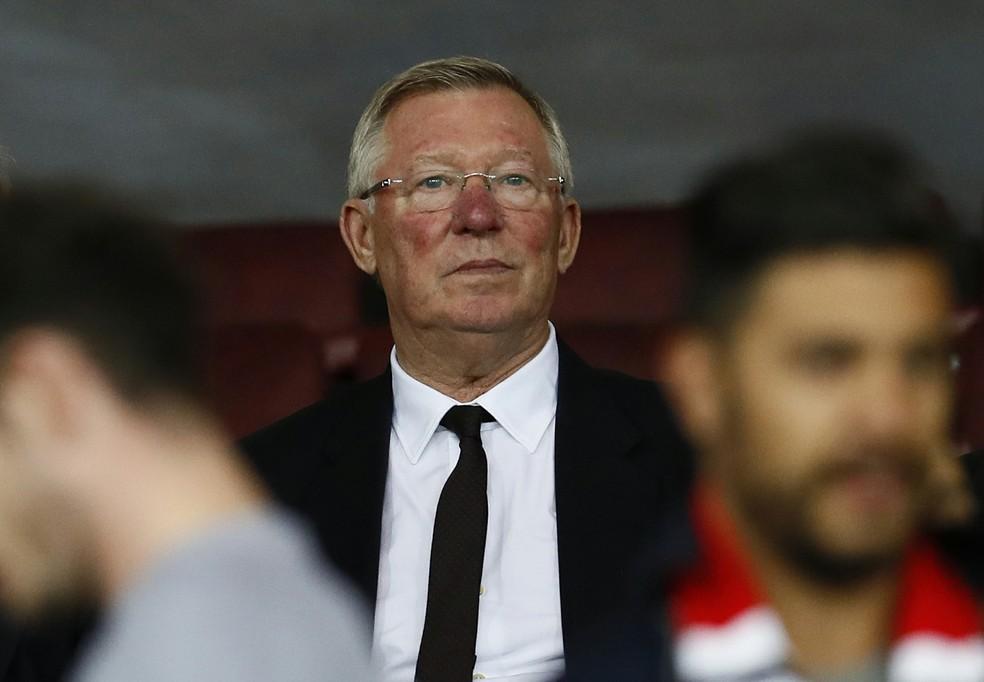 Alex Ferguson (Foto: Reuters)