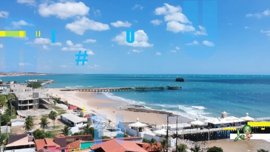 Tep Rodrigues mostra o que tem de bom na Praia de Iracema (bloco 1)
