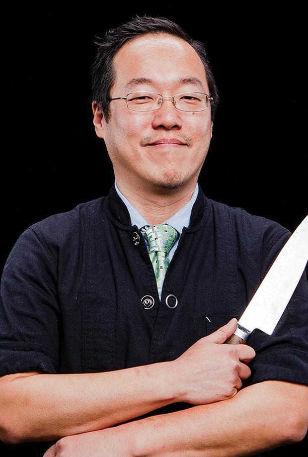 Gastronomia: O chef Joseph Yoon. (Foto: divulgação)