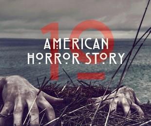 Poster da décima temporada de 'American horror story' | Reprodução / Instagram