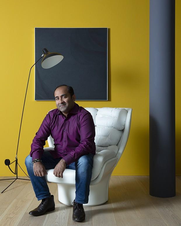 Rohit Bhargava, no Casa Vogue Experience (Foto: André Klotz)