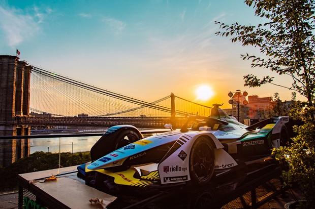 A Audi aposta pesado na Fórmula E (Foto: Divulgação)