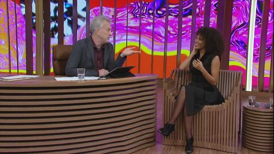 Taís Araújo fala sobre feminismo e desabafa: 'Se a mulher fala não, acabou!'