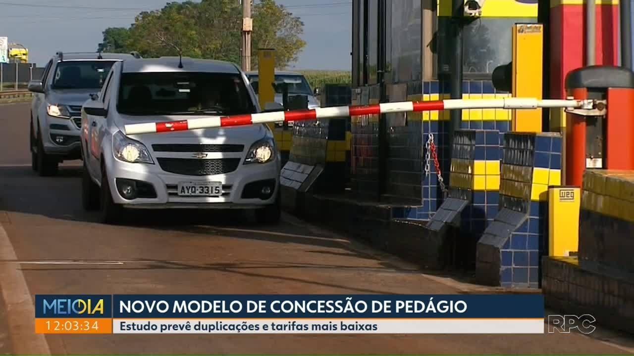 Rodovias duplicadas e tarifa mais baixa para o pedágio do Paraná