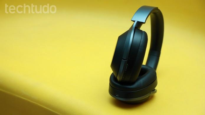 Sony WH-1000XM2 (Foto: Yuri Hildebrand/TechTudo)