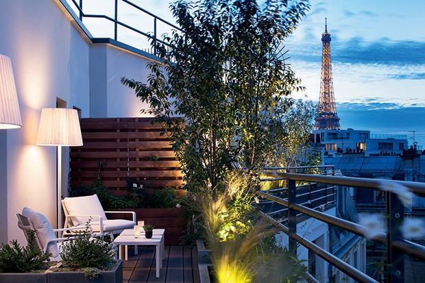 Embarque imediato - Le Cinq Codet, um hotel cinco estrelas (Foto: Divulgação)