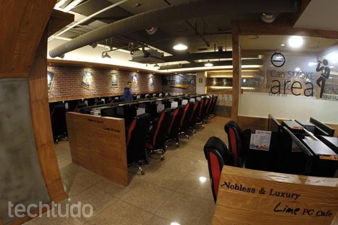 Lan Houses coreanas: fumódromo, centenas de lugares e mais