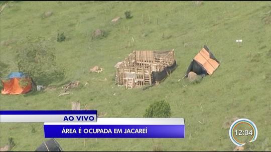 Terreno particular em Jacareí é invadido e dono vai à Justiça por reintegração
