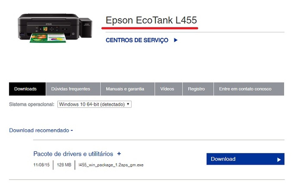 epson l380 driver software free download