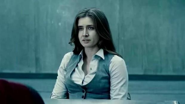 Deepfake produz meme com rosto de Nicolas Cage em corpo de outra atriz (Foto: Reprodução )