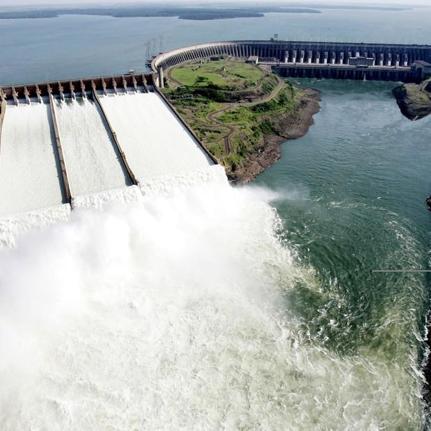 O volume de energia gerada de janeiro até agora é 33% superior ao previsto no Tratado de Itaipu, que estabeleceu como produção 75 milhões de MWh anuais (Foto: Caio Coronel/ Itaipu Binacional/ Fotos Públicas)
