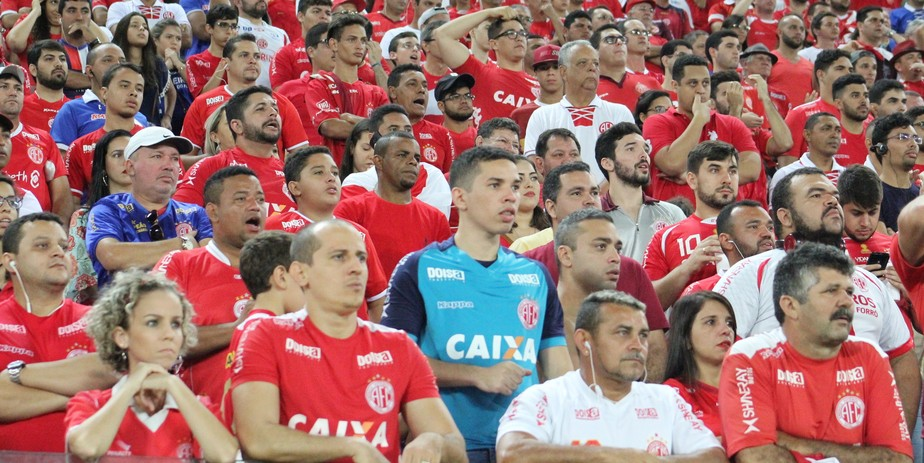 Leandro Campos pede apoio da torcida do América-RN:
