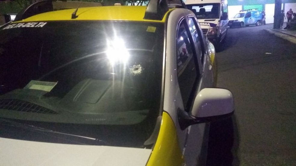 PMs são baleados em noite de violência em Mossoró; um morre (Foto: Fim da linha)